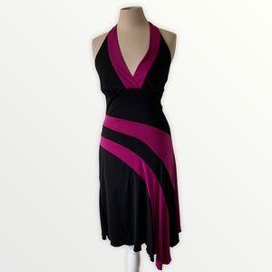 1990's vintage rampage halter dress